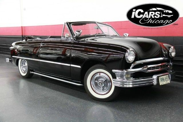 1950 Ford Other Custom Deluxe 2dr Convertible