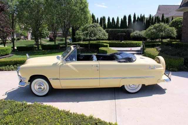 1950 Ford Other Custom Deluxe Convertible