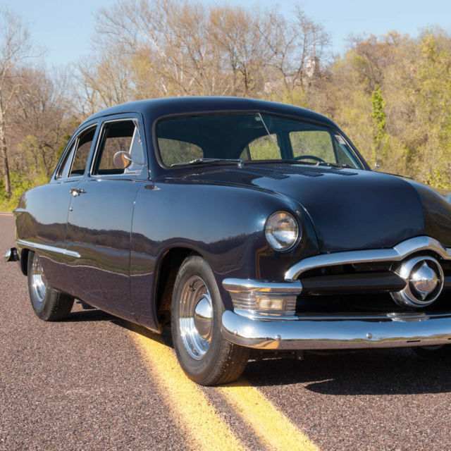 1950 Ford Other Custom Shoebox Sedan
