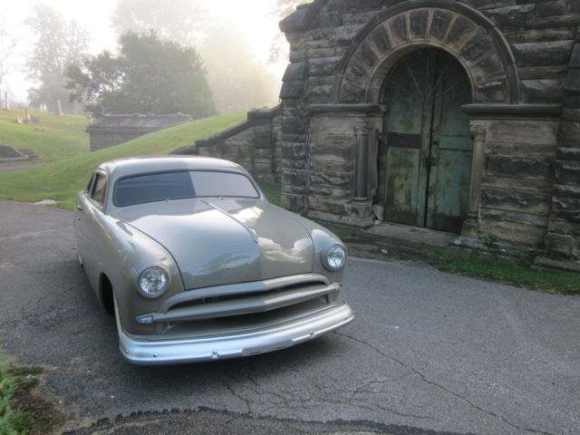1950 Ford Other buisness coupe