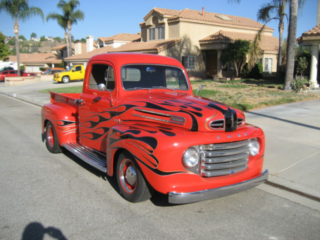 1950 Ford 1/2 Ton Pick Up F-1