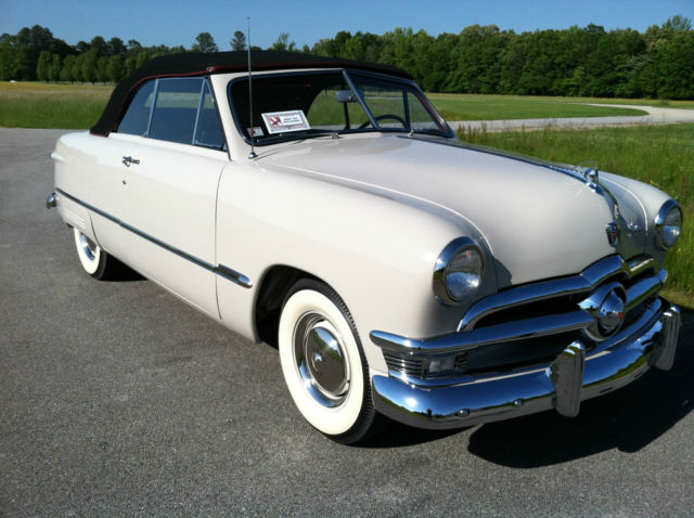 1950 Ford Deluxe Deluxe