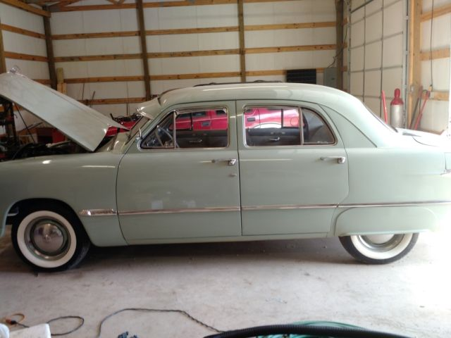 1950 Ford Deluxe Fordor Sedan V-8 - ALMOST ALL ORIGINAL
