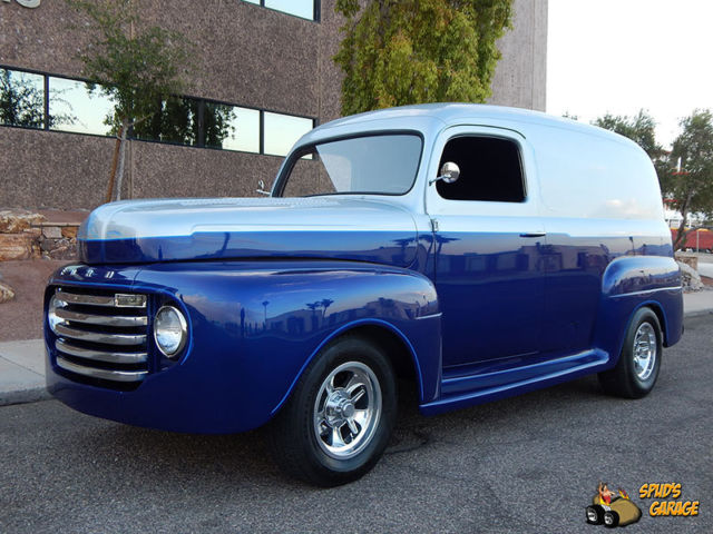 1950 Ford Other Pickups Ford F-1 Panel Delivery