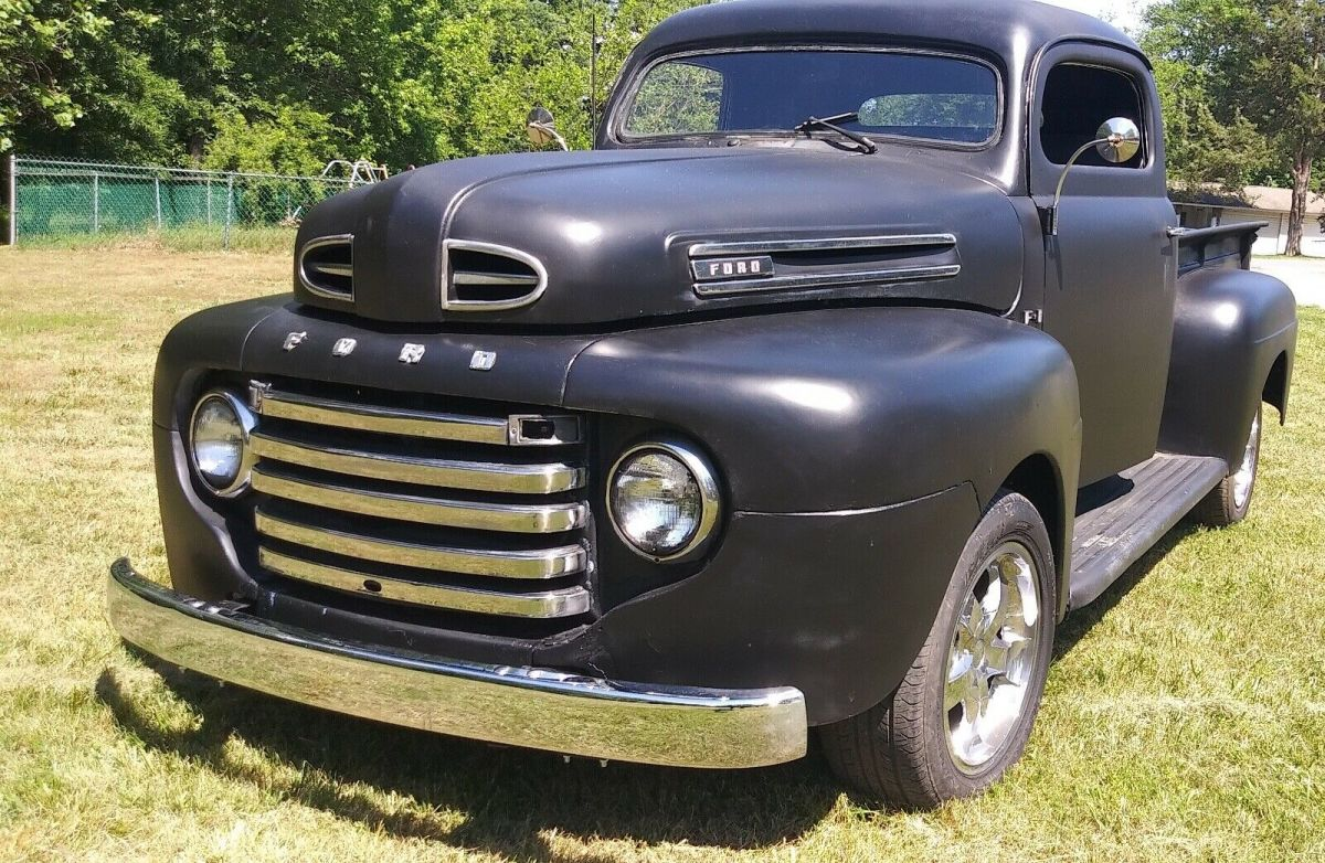 1950 Ford F-1 Short Bed