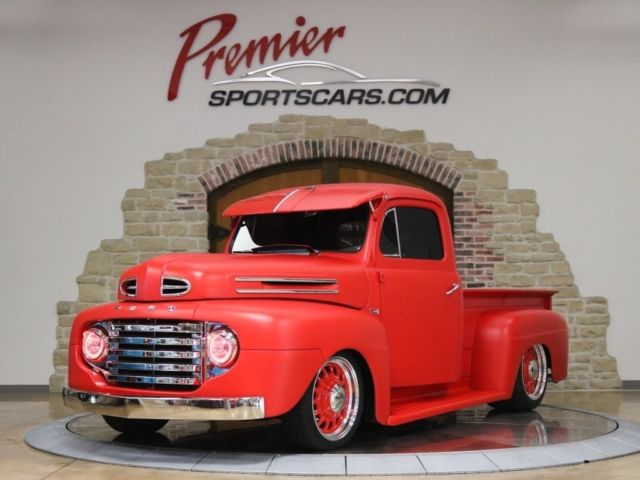 1950 Ford Other Pickups Pro Built 547 cubic inch 878 HP motor