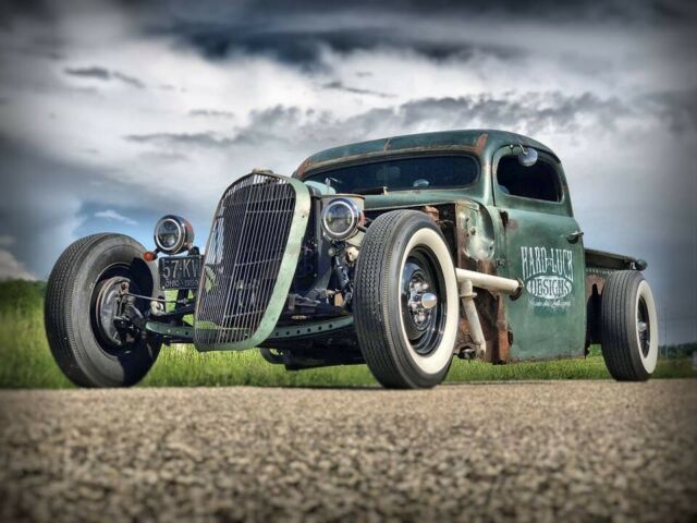 "1950 Ford F1 Rat Rod ""FUEL INJECTED"" Rat Rod"