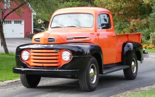 1950 Ford Other Pickups F2 Express Bed