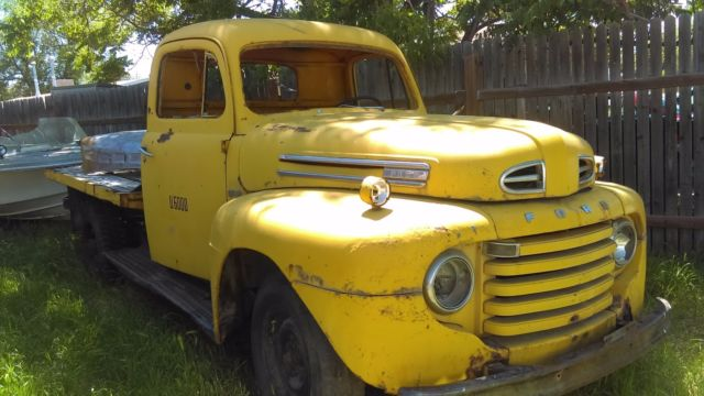 1950 Ford Other Pickups F2