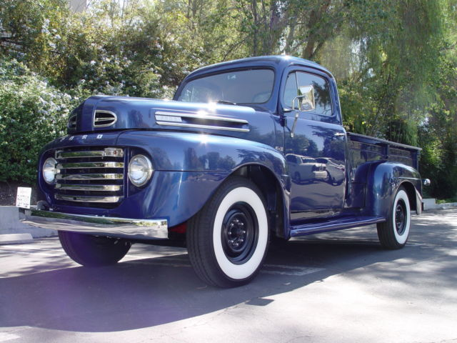 1950 Ford Other Pickups F3