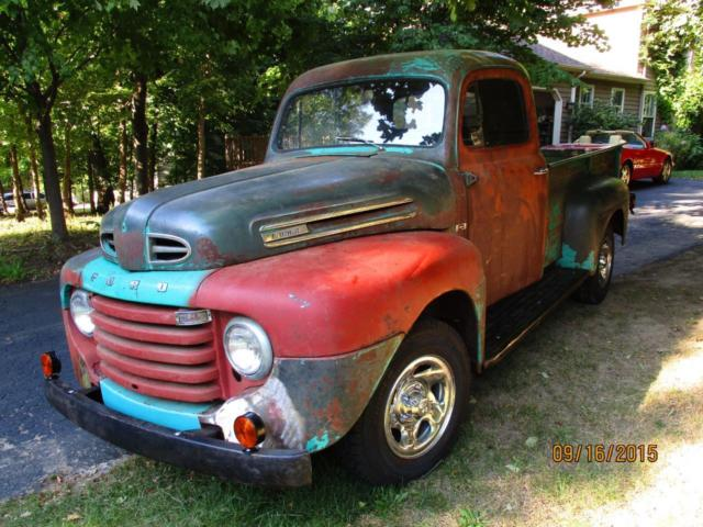 1950 Ford Other Pickups