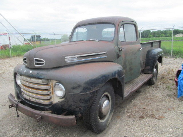 1950 Ford Other Pickups F1 F2 F3