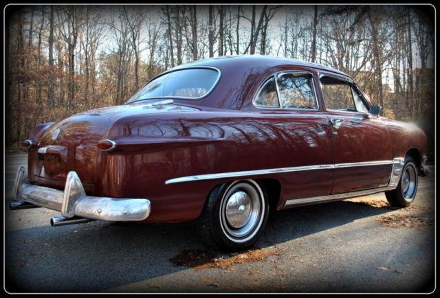 1950 ford shoebox 2 door sedan 1949 1951 coupe for 1949 ford 2 door sedan for sale