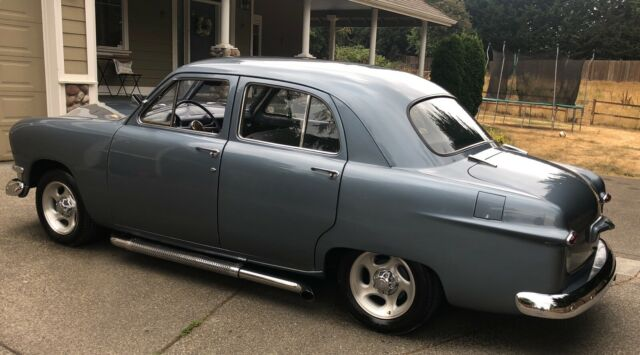 1950 Gray Ford Other Sedan