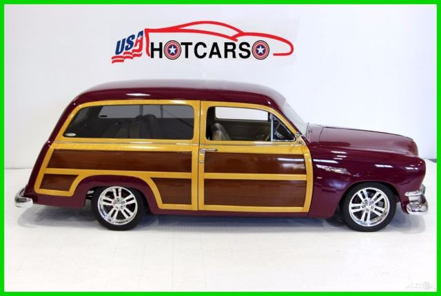 1950 Ford Woody 1950 Ford Woody