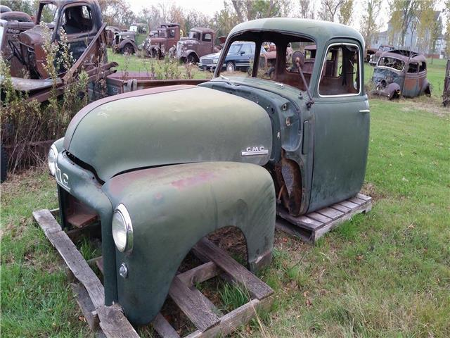 1950 GMC 1/2 Ton Pickup --