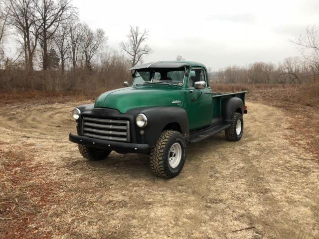 1950 GMC Other Pickups 100