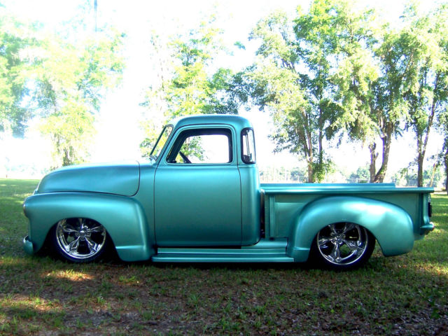 1950 GMC pickup 5 Window