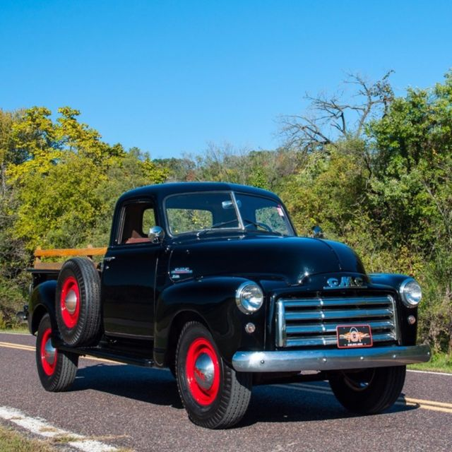 1950 GMC Other Series 150 ¾-Ton Pickup