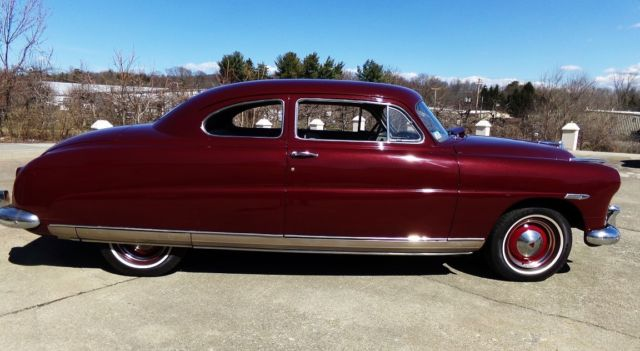 1950 Other Makes Hudson Pacemaker Model 50A