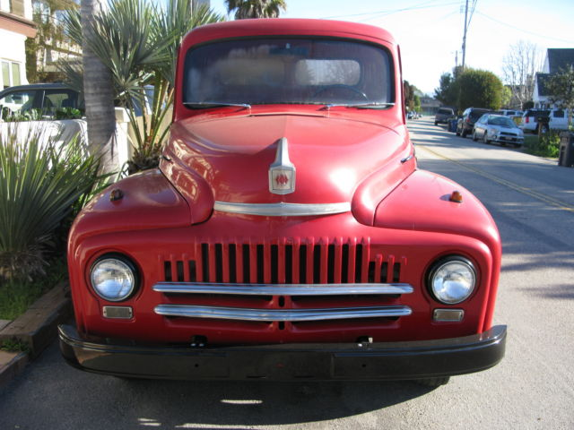 1950 International Harvester Other l 130