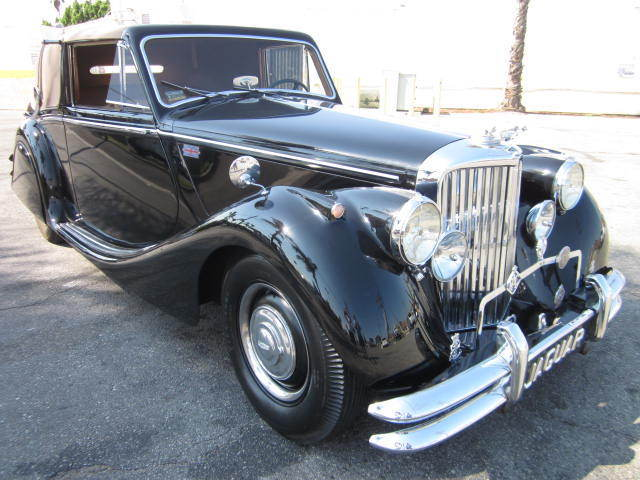 1950 JAGUAR MARK V for sale: photos, technical ...