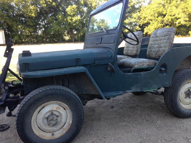 1950 Jeep Other
