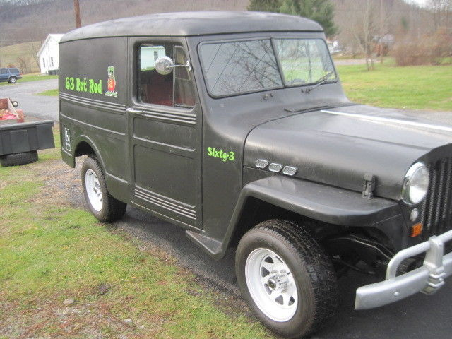 1950 Willys WAGON/PANEL WAGON