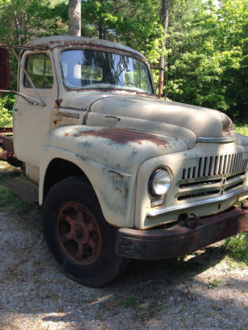 1950 International Harvester OtherL-180