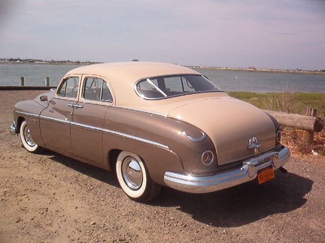 1950 Lincoln Other SPORT SEDAN BASE