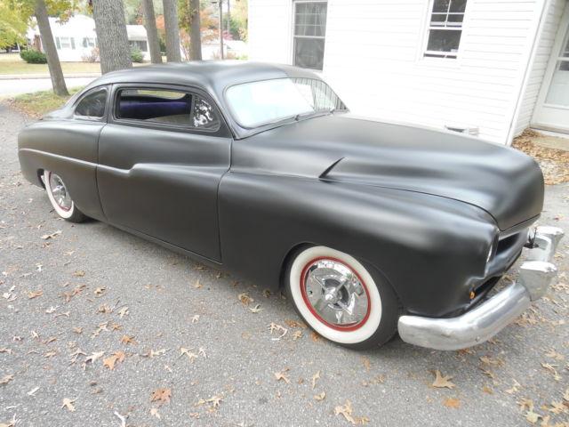 1950 mercury chop top chopped kustom lead sled 2 door rat for 1950 mercury 2 door for sale