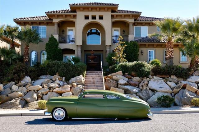 1950 Mercury Other Chopped Coupe by Max Grundy