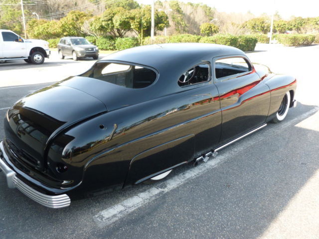 1950 mercury coupe chopped restored air ride for sale for 1950 mercury 2 door for sale