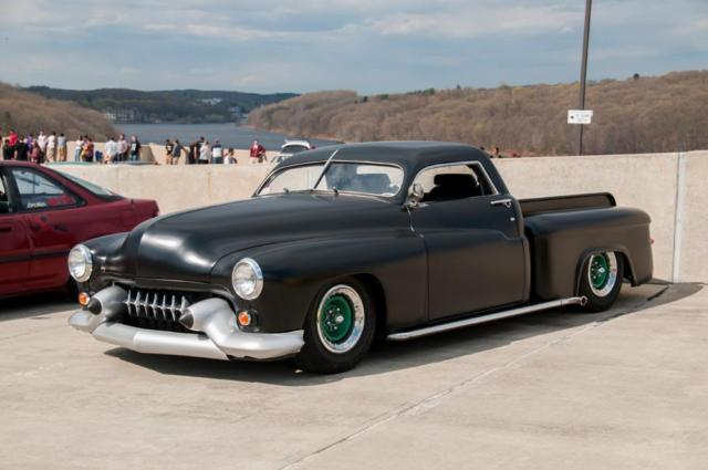 1950 Mercury Custom Truck For Sale Photos Technical