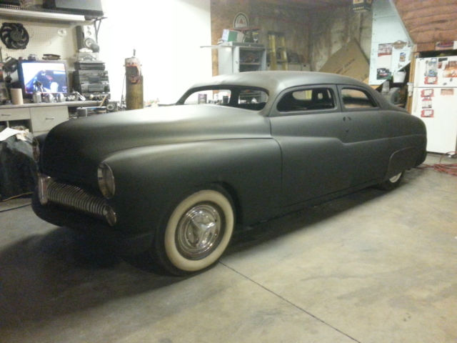 1950 Mercury Lead Sled Chopped Top For Sale Photos