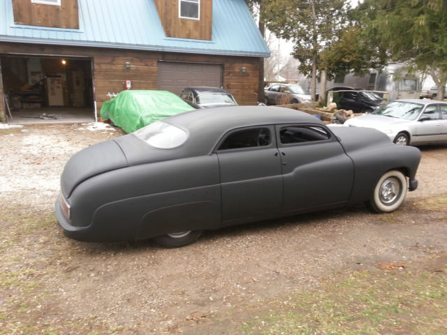 1950 Mercury Lead Sled, Chopped Top, For Sale: Photos