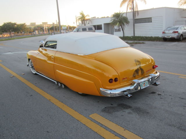 1950 Mercury Other LEAD SLED
