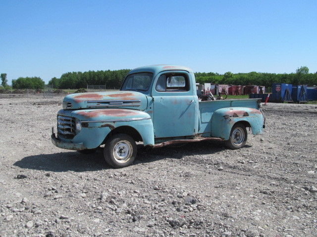 1950 Ford Other Pickups Mercury