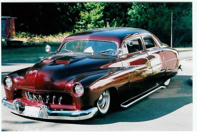 1950 mercury m74 4 door sport sedan for sale photos