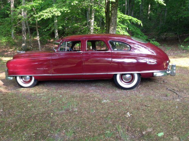 1950 Nash Ambassador Super For Sale Photos Technical
