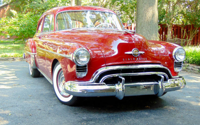 1950 Oldsmobile Other 88 series 2 door sedan