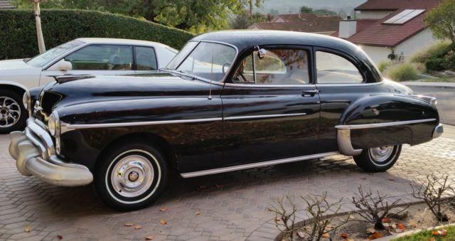 1950 Oldsmobile 88 Hardtop Sedan 2 Door For Sale Photos