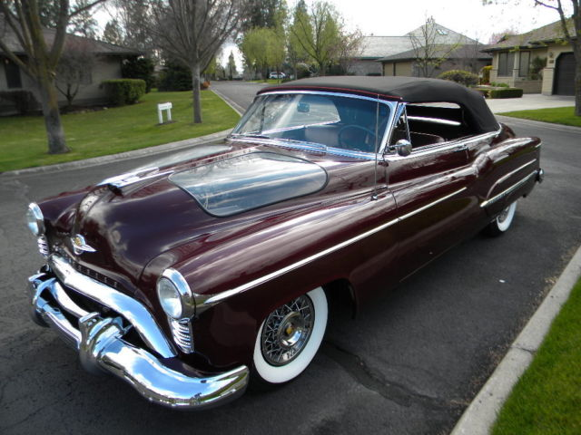 1950 Oldsmobile Ninety-Eight 98