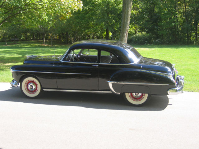 1950 Oldsmobile Business Coupe Aka Bubble Top Fabulous Restoration Low Miles