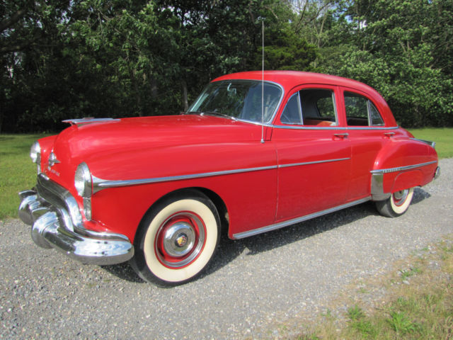 1950 Oldsmobile Eighty-Eight Deluxe