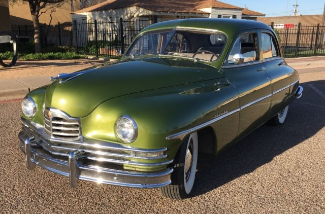 1950 Packard series 23 Touring Sedan