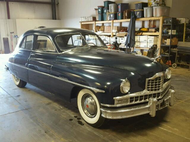 1950 Packard Deluxe eight 2372 6260