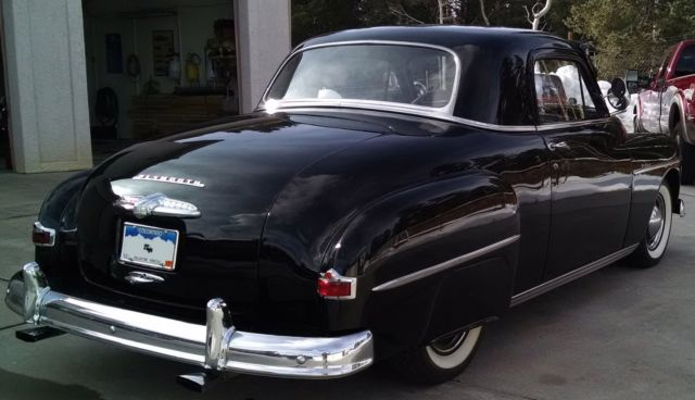 1950 Plymouth Other 2 door