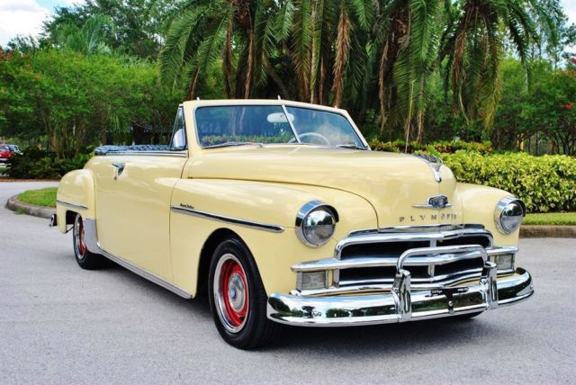 1950 Plymouth Special Deluxe Convertible 350 V8 Auto Sweet!