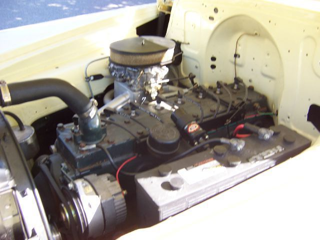 How Much Is A Power Steering Pump >> 1950 Pontiac Chieftain Silver Streak Convertible 0 Miles ...